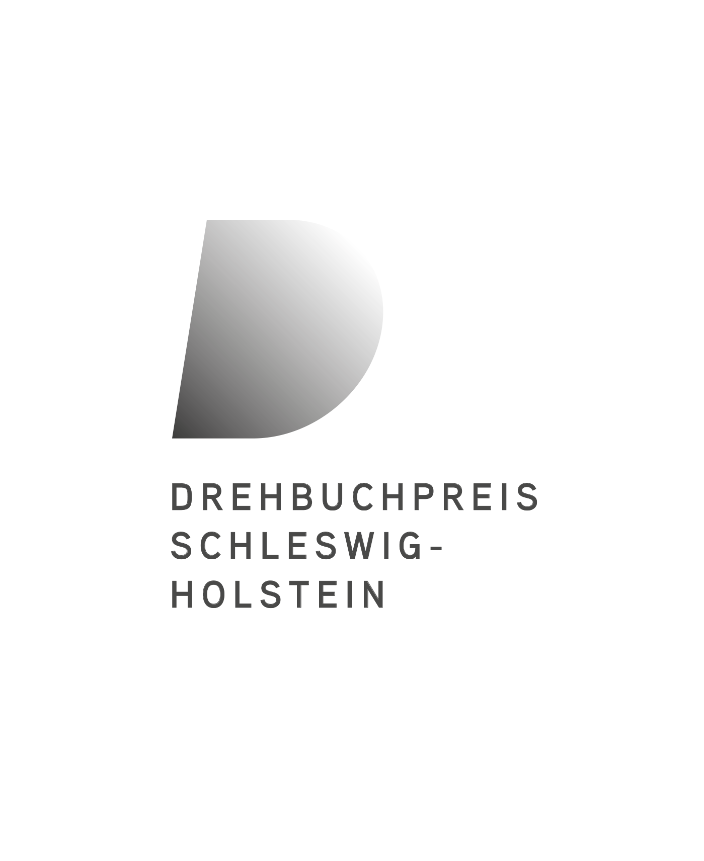 Logo Drehbuchpreis Schleswig-Holstein - Neutral